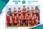 Соревнования Центрального федерального округа по баскетболу среди команд юношей до 14 лет (2007 г.р. и моложе) сезон 2019-2020 г.г.